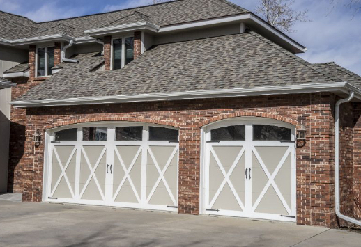 carriage garage door