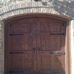 Colony Style Garage Door