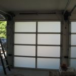 New Home Garage Door