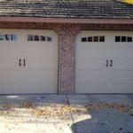 Tan Garage Door 2